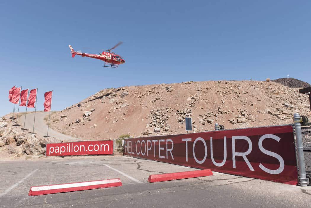 Wrongful death suit in Grand Canyon helicopter crash