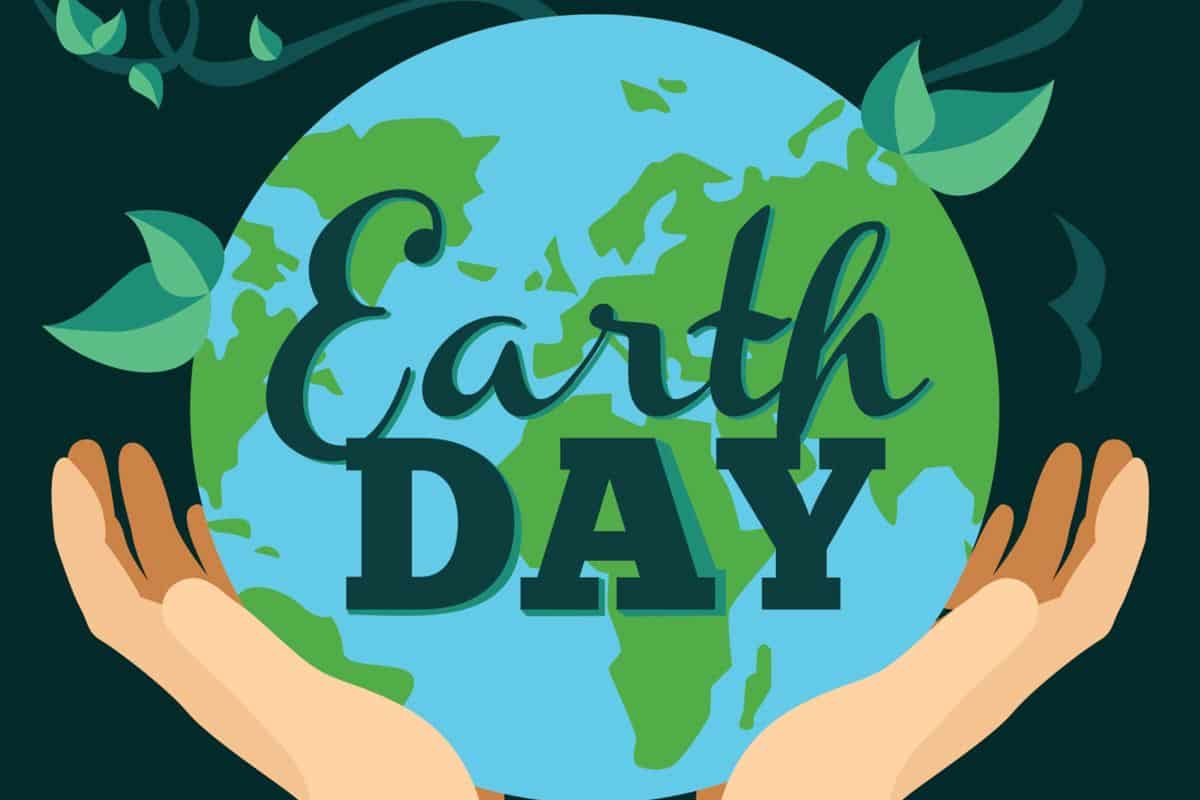 Walker Texas Lawyer promotes Earth Day