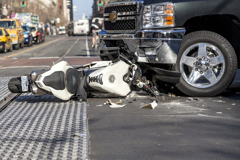 Motorcycle Accident - Houston Motorcycle Accident Attorney