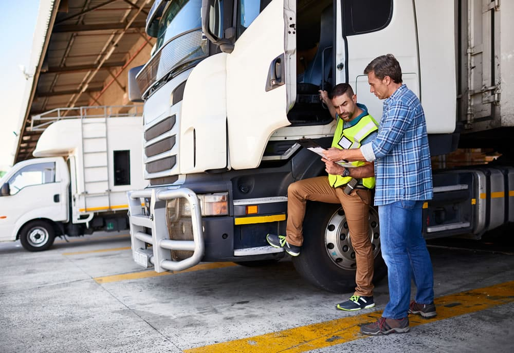 Truck Inspection - Semi-Truck Accident Lawyer