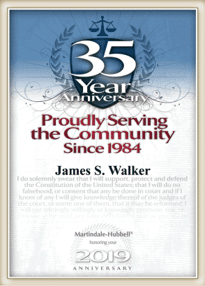 35 years of Community Service