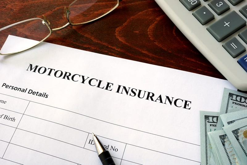 Motorcycle Insurance Coverages